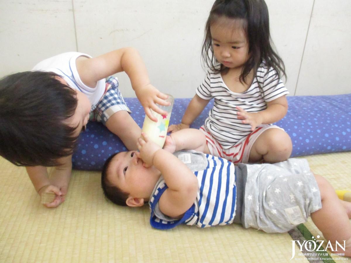 子ども同士の学び合い
